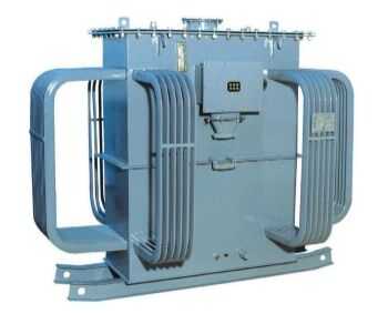 The use of power mine transformers
