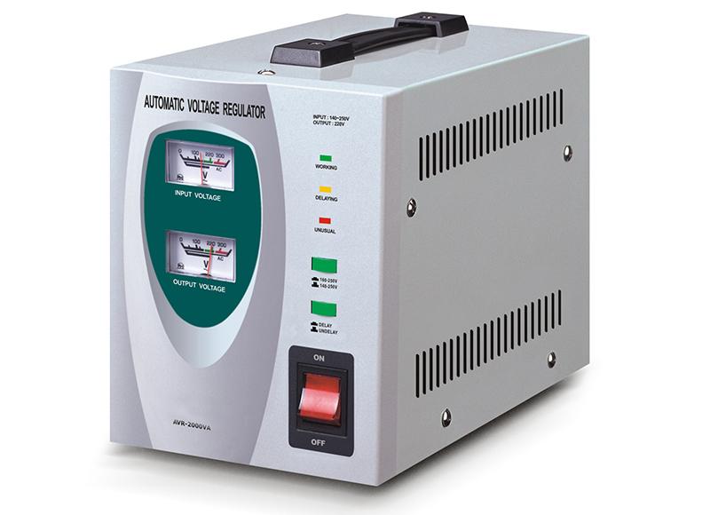 Relay type Automatic Voltage Regulator AVR-F Series