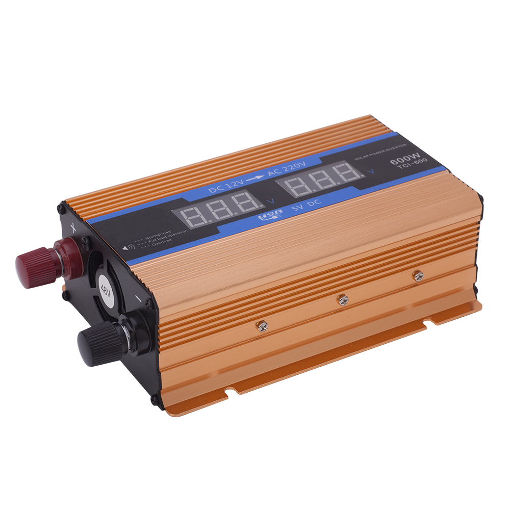 12V 24V 48V to 110V/ 220V power inverters TCI SERIES
