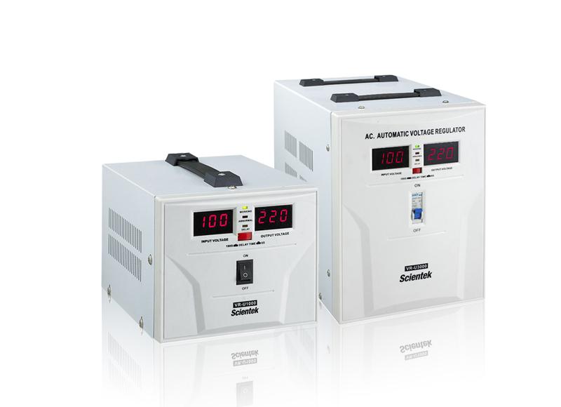 80-280V Relay type Automatic Voltage Regulator AVR-U Series