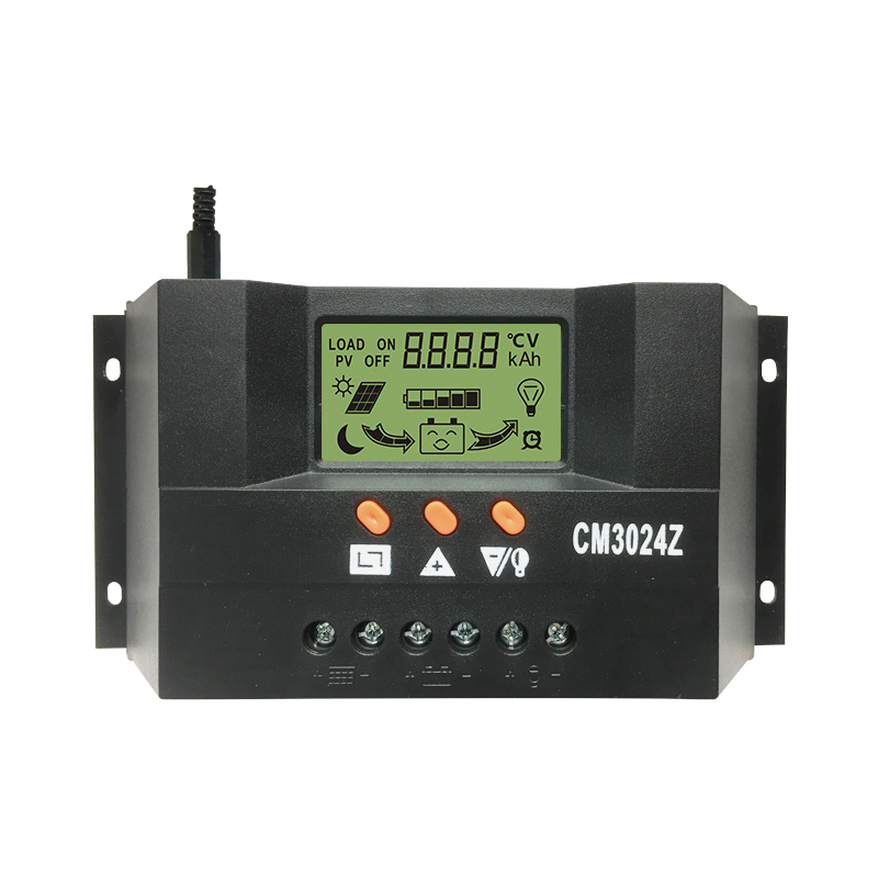 PWM Solar charge controller 12V24V48V 20A 30A 40A 50A 60A CMZ series