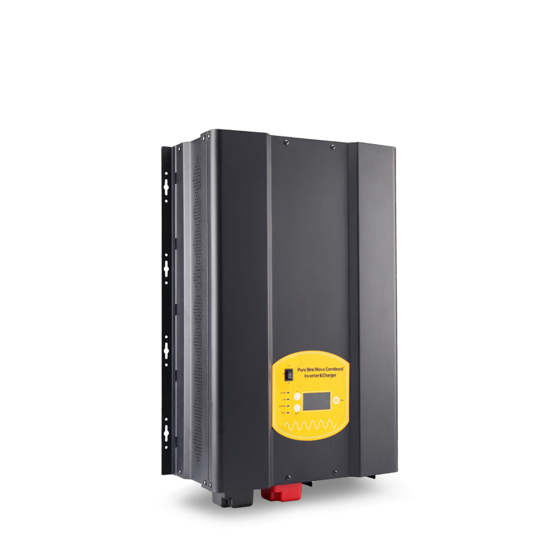 Low frequency solar inverter 8KW 10KW 12KW with built in 80A MPPT solar charge controller TPW series