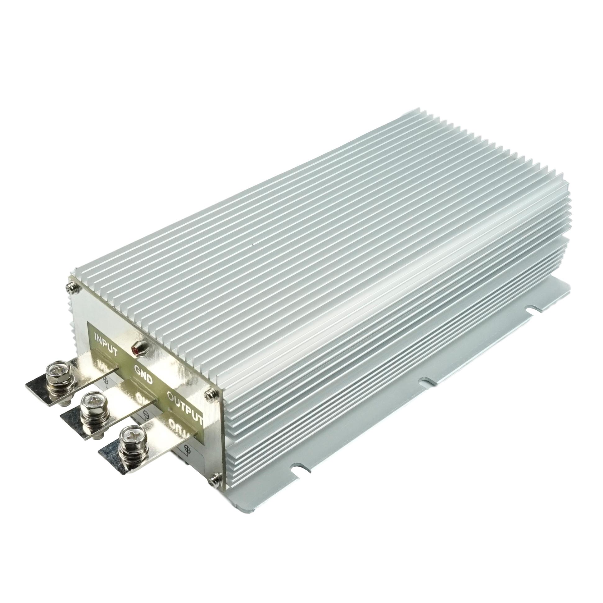 24V to 12V DC to DC buck converter 50A 60A 85A 100A